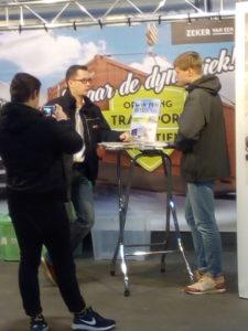 MarketingStudentOnline interview voor zekervaaneenbaan.nl